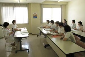 NST(栄養サポートチーム)