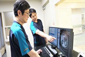 放射線検査
